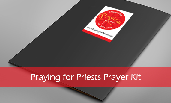 praying for priest folder